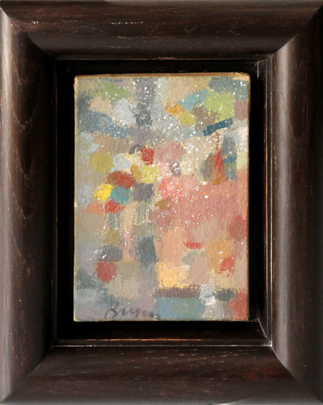 Camille BRYEN - Painting - Composition