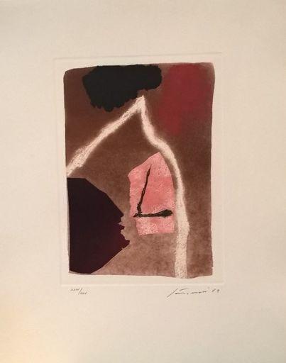"Giuseppe SANTOMASO - Print-Multiple - ""Canti Pisani"""