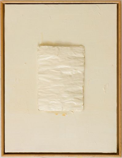 Yozo UKITA - Peinture - White painting