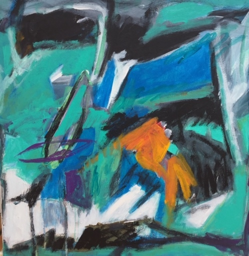 Irène DARGET-BASTIEN - Painting - Kiro