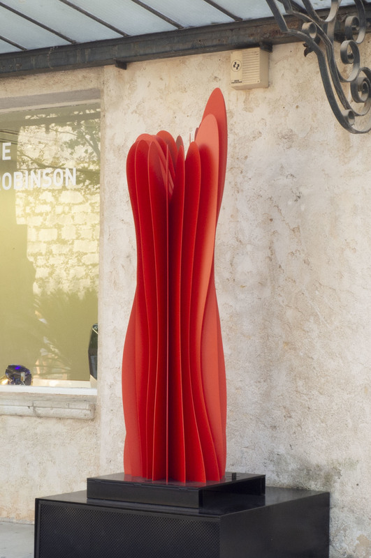Arik LEVY - Skulptur Volumen - Ghost 217