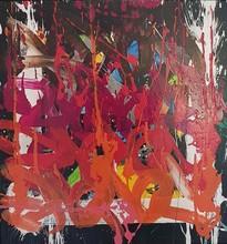 JONONE - Painting - ROCK AROUND DA BLOCK