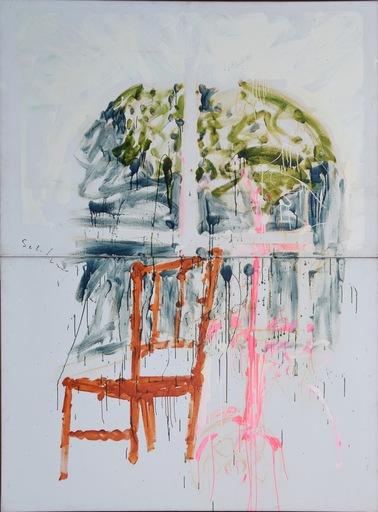 Mario SCHIFANO - Gemälde - Senza titolo
