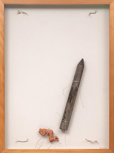 Miquel NAVARRO - Sculpture-Volume - Batalla II