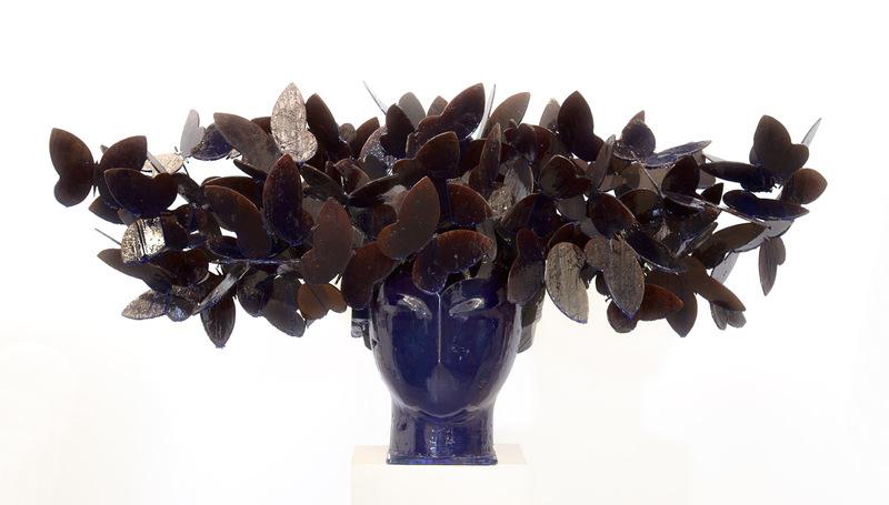 马诺罗·瓦尔代斯 - 雕塑 - Mariposas Azules