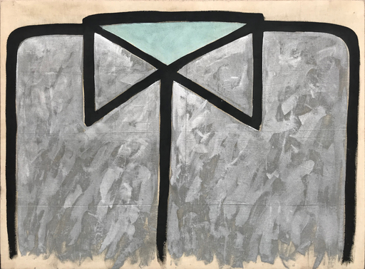 Gianfranco NOTARGIACOMO - Peinture - Camicia, 1984