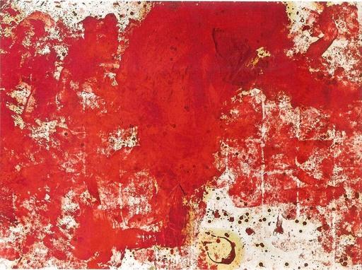 Hermann NITSCH - Pintura - Malaktion 19