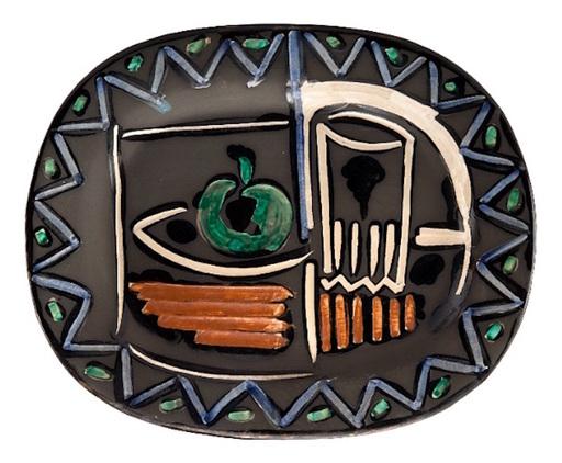 巴勃罗•毕加索 - 陶瓷  - Nature morte