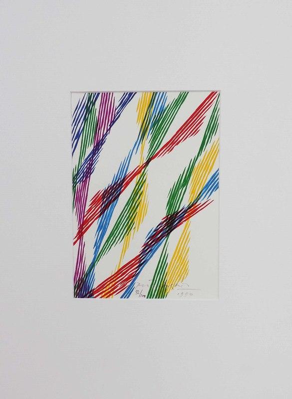 Piero DORAZIO - Print-Multiple - Sting