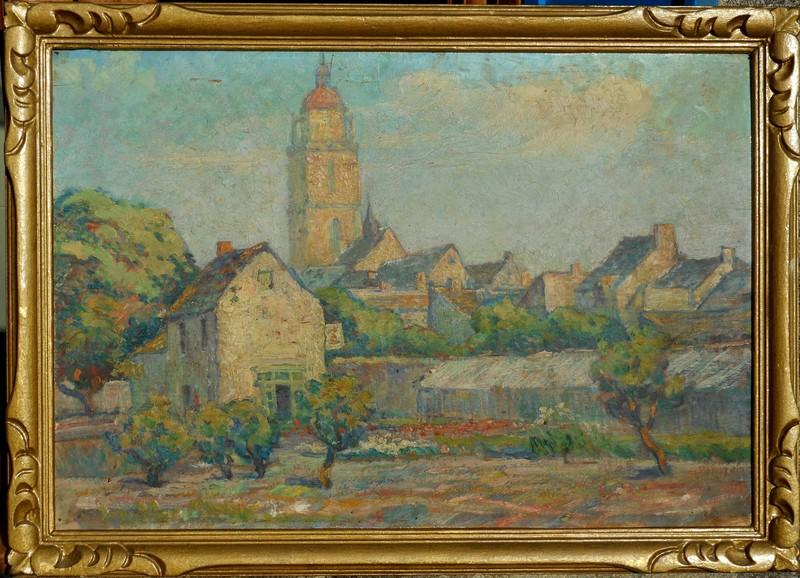 Henri DESFORGES - Painting