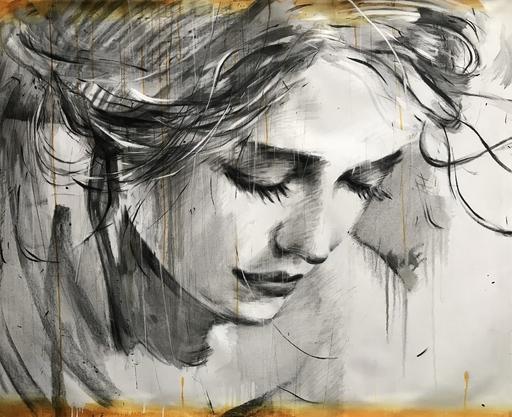 Ewa HAUTON - Peinture - Etincelles