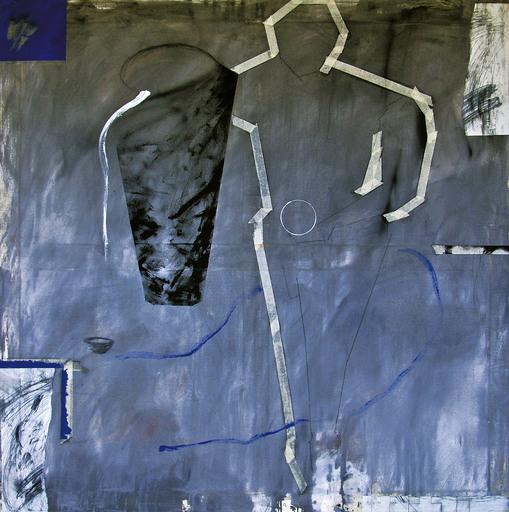 Giorgio CATTANI - 绘画 - Perso di notte