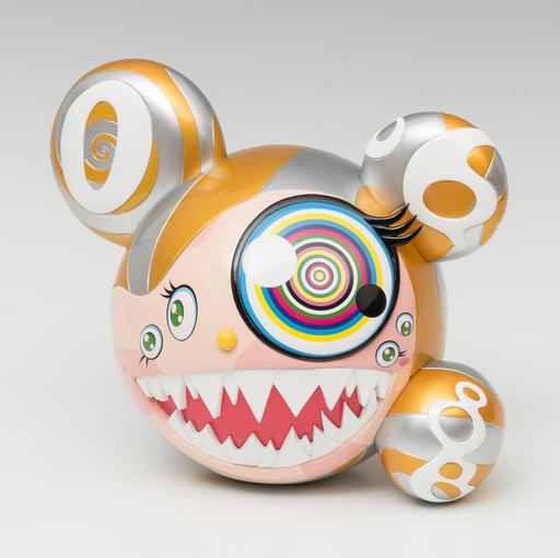 Takashi MURAKAMI - Escultura - Mr. DOB  (Gold edition)