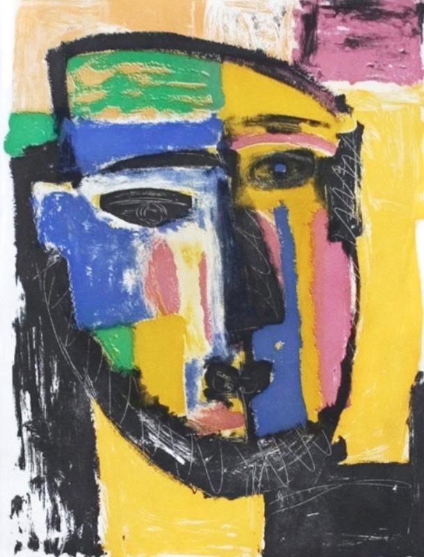 Sandro CHIA - Print-Multiple - Sarajebo