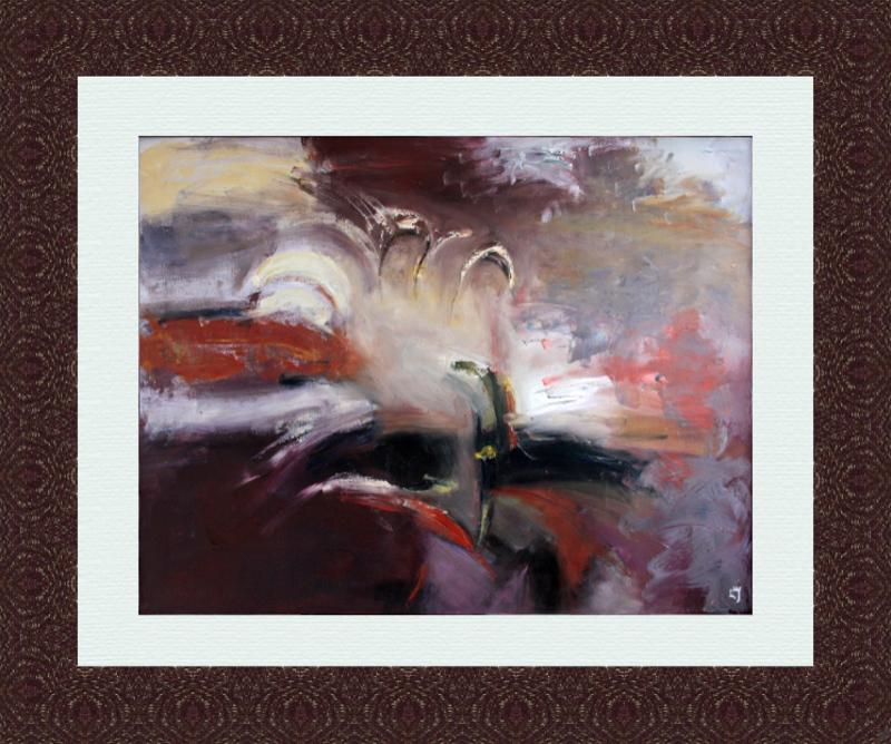 Levan URUSHADZE - Gemälde - Composition # 43