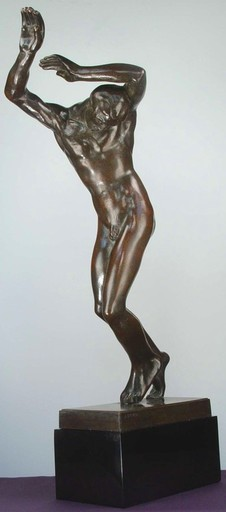 Jan STURSA - Escultura - Wounded