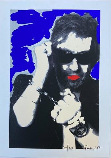 Pierre TERRASSON - Druckgrafik-Multiple - Gainsbourg - Pierre Terrasson