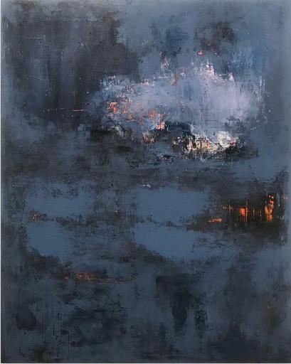 Tommaso FATTOVICH - Painting - Eisbär