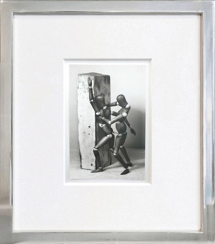 MAN RAY - Fotografia - Mr. and Mrs. Woodman #22
