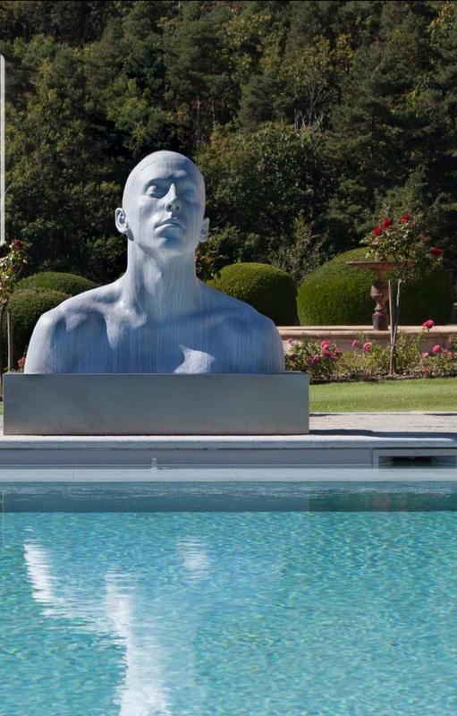 CODERCH & MALAVIA - Escultura - The Swimmer