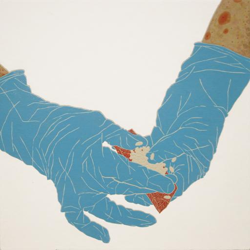 Hiroomi ITO - Pittura - No puedo creerle a nadie 2