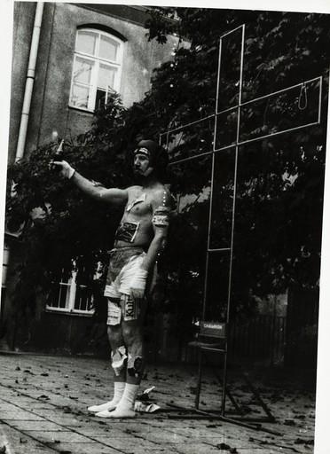 Zbigniew WARPECHOWSKI - Fotografia - Champion of Golgotha