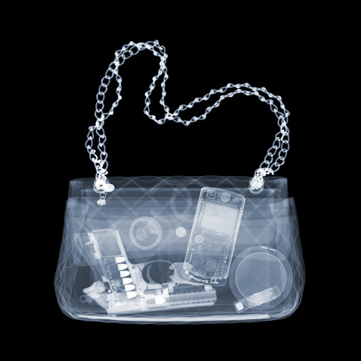 Nick VEASEY - Fotografie - Chanel Packing Heat