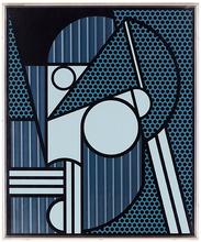 Roy LICHTENSTEIN (1923-1997) - MODERN HEAD #4