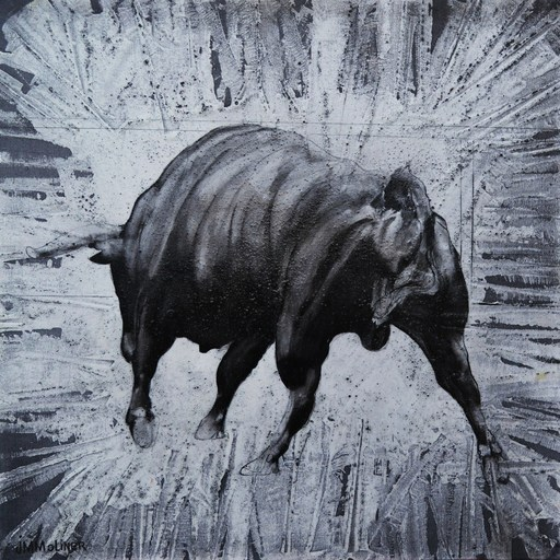 Jean-Marc MOLINER - Peinture - Toro