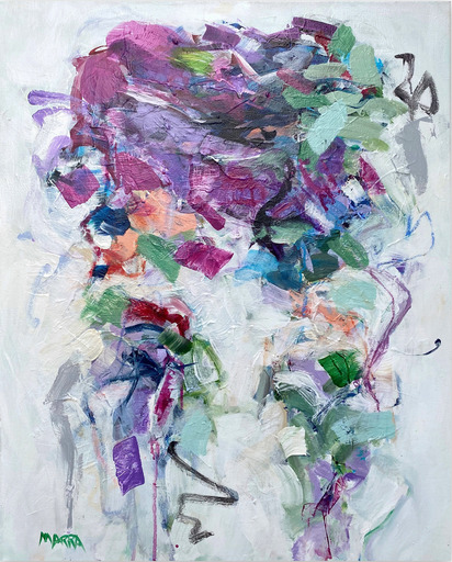 Michelle MARRA - Painting - Celebration I