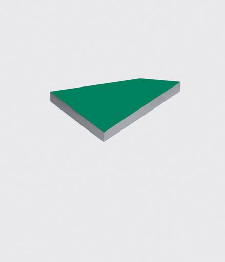 Wolfram ULLRICH - Escultura - O.T. (cadmium green)