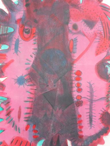 Leo ACOSTA - Print-Multiple - Tortuga