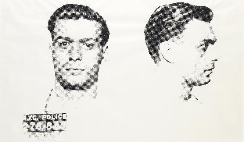 安迪·沃霍尔 - 版画 - The Thirteen Most Wanted Men - Louis M.