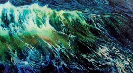 Ekaterina VORONA - Painting - The tensity