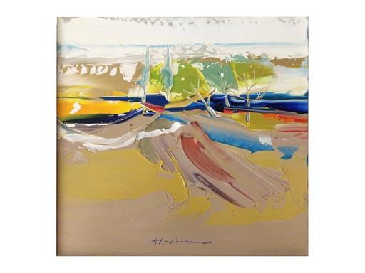 Apostolos YAYANNOS - Pittura - Landscape IV