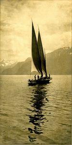 Frères & Cie. CHARNAUX - Photo - Sur le Lac de Genève
