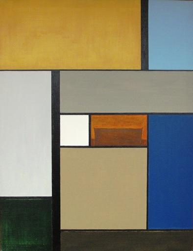 Antonio DOMÉNECH - Painting - Logique et estime