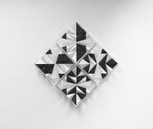 Fabrice AINAUT - Dibujo Acuarela - Variation autour d'un demi-cône 2