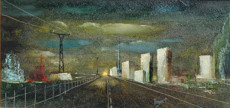 Pierre ROYER - Peinture