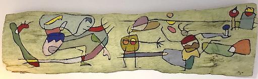 Jorge PETEIRO - Pintura - SUSTO
