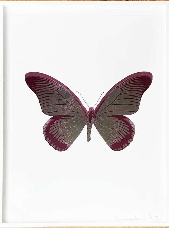 Damien HIRST - Print-Multiple - The Souls IV