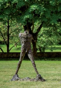 Serge MANSAU - Sculpture-Volume - Les marcheurs