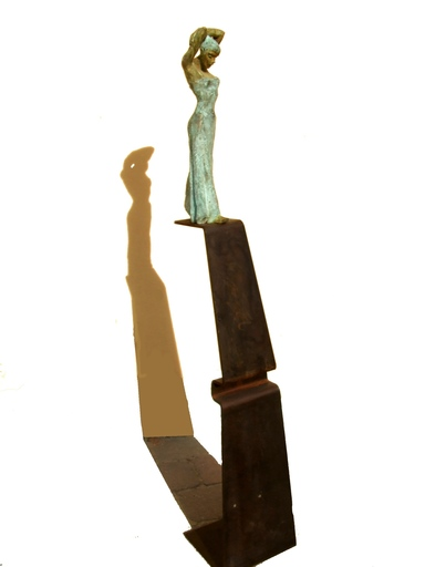 Joan ARTIGAS PLANAS - Escultura - Sensuality III