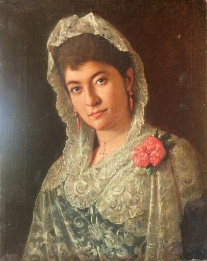 Salvador VINIEGRA Y LASSO - 绘画