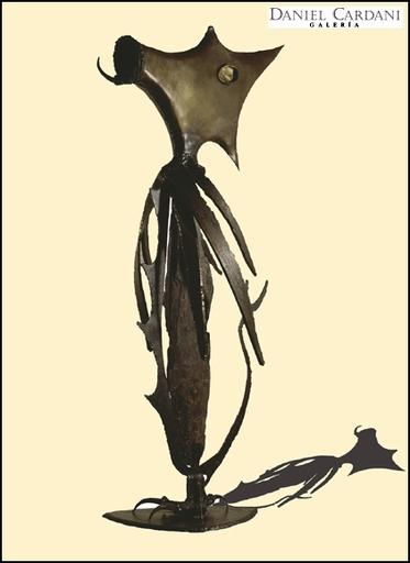 Pedro FLORES - Sculpture-Volume - Herejía