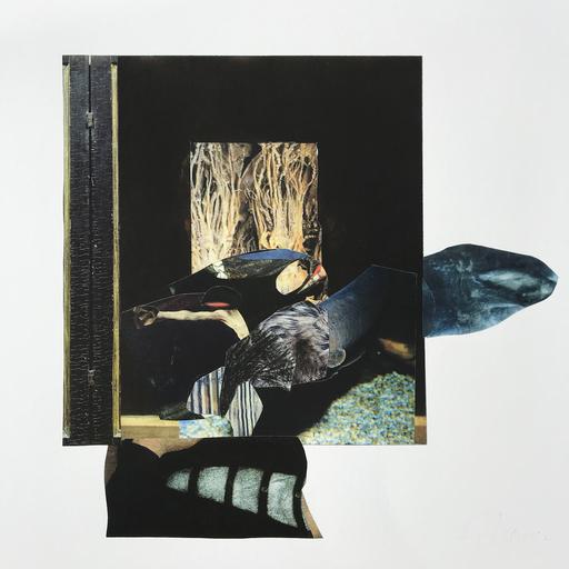 Adrian GHENIE - Druckgrafik-Multiple - Nevermore