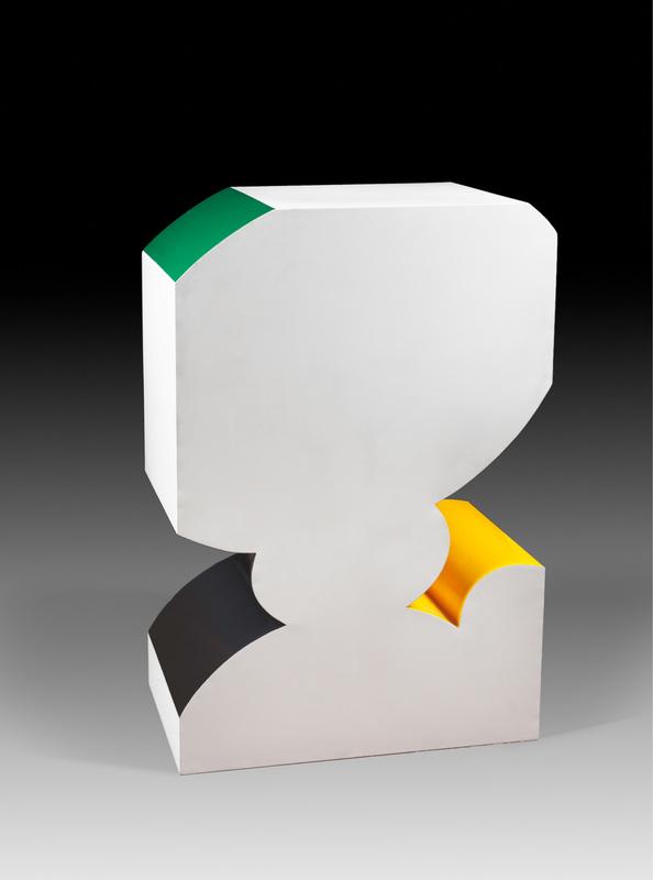 Guy DE ROUGEMONT - Sculpture-Volume - Volume