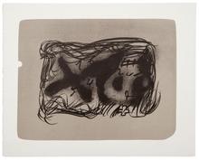 Antoni TAPIES - Print-Multiple - Erinnerungen V