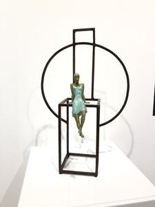 Joan ARTIGAS PLANAS - Sculpture-Volume - small chinese princess