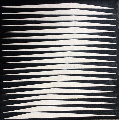 Gianfranco ZAPPETTINI - Painting - Tavola B/65